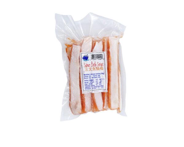 三文魚腩條