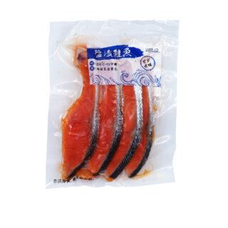 日本鹽漬三文魚