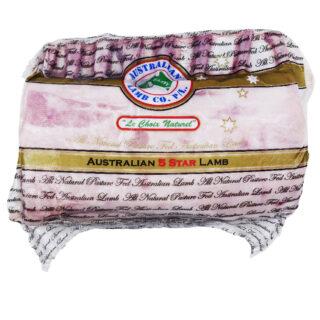 澳洲法式羊架