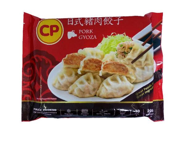 CP豬肉煎餃