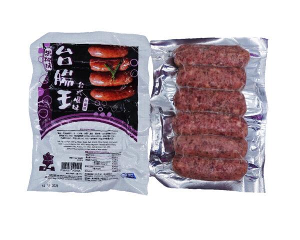 台灣一口腸(黑椒味)