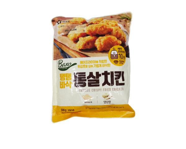 韓式脆脆無骨炸雞