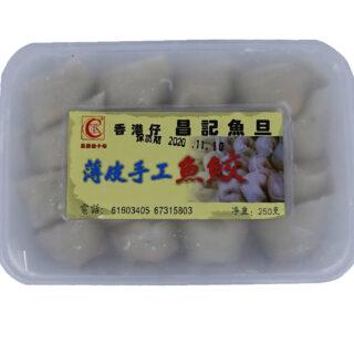 昌記魚皮餃