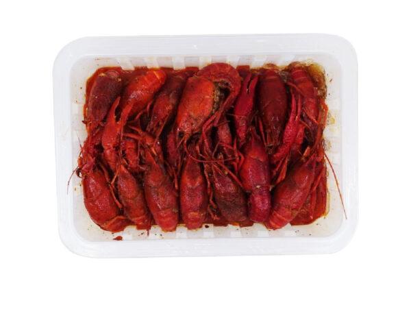 楚蝦王小龍蝦(麻辣味)