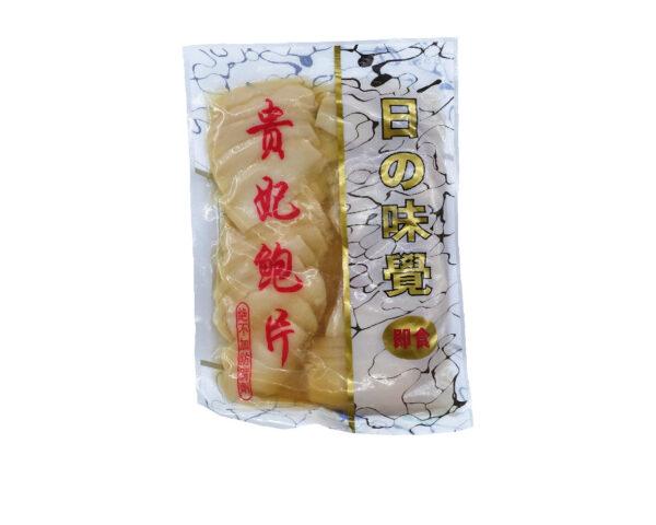 台灣貴妃玉鮑片350g
