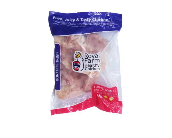 泰國無激素Royal-Farm雞扒 1kg