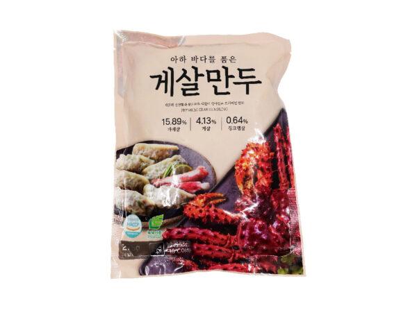 啊哈韓國帝王蟹餃子