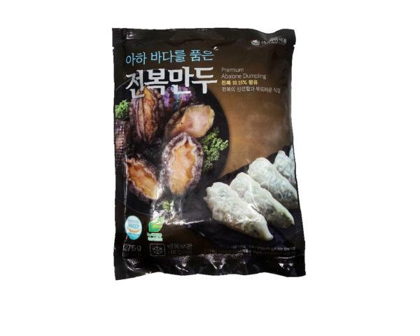 啊哈韓國鮑魚餃子