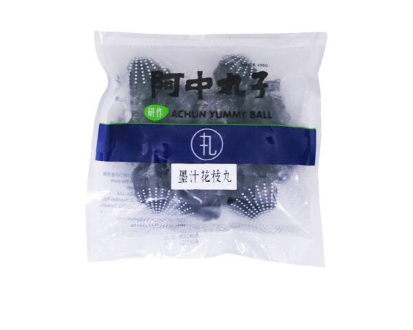 阿中丸子 墨汁花枝丸 23g