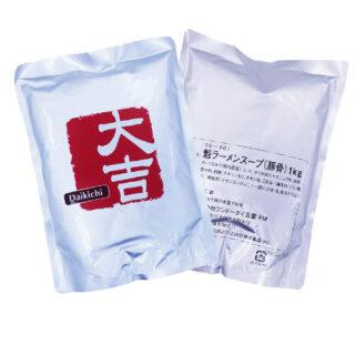 日本大吉豚骨湯汁1kg