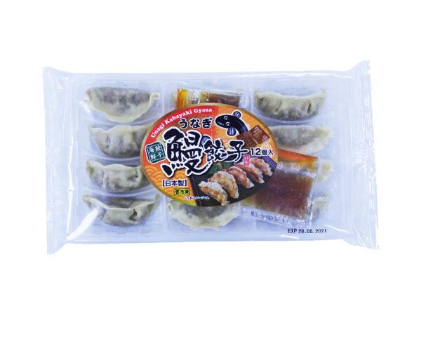 日本鰻魚餃子