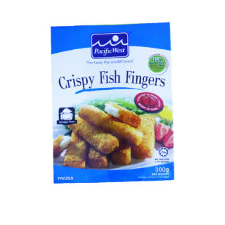 Pacific West 魚手指 300g